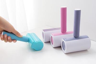 可水洗粘毛器硅胶
